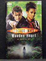 Doctor Who Wooden Heart