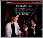 Tchaikovsky: Violin Concerto in D, Op. 35 / Sibelius: Violin Concerto in D Minor, Op. 47