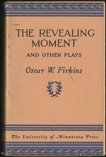 The Revealing Moment: and Other Plays