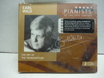 Great Pianists of the 20th Century-Earl Wild ~ the Art of the Transcription