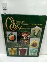 McCoy Pottery Wall Pockets Decorations Identification Values