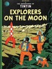 Explorers on the Moon the Adventures of Tintin