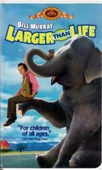 Larger Than Life [Vhs]