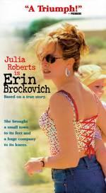 Erin Brockovich [Vhs]