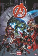 Avengers By Jonathan Hickman Vol. 3