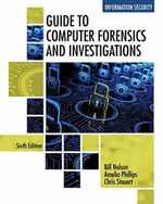 Guide to Computer Forensics and Investigations-Standalone Book