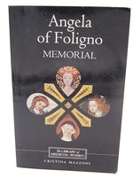 Angela of Foligno's Memorial (Library of Medieval Women)