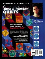 Stack-N-Whackier Quilts Book