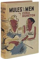 Antiquarian books and antique editions of Mules and Men, by Zora Neale Hurston