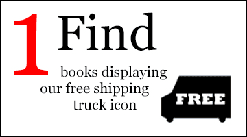 find books displaying free shipping icon