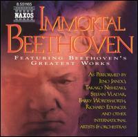 Immortal Beethoven - Balázs Szokolay (piano); Csaba Onczay (cello); Jenö Jandó (piano); Stefan Vladar (piano); Takako Nishizaki (violin)