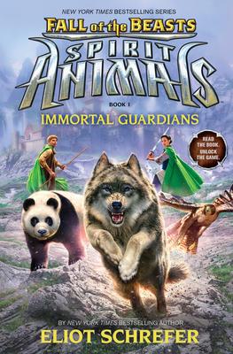 Immortal Guardians - Schrefer, Eliot