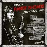 Immortal Randy Rhoads: The Ultimate Tribute [Translucent White Vinyl]