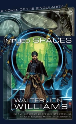 Implied Spaces - Williams, Walter Jon