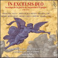 In Excelsis Deo - Anaïs Oliveras (tiple); Clara Brunet (tiple); David Hernàndez (tenor); David Sagastume (alto); Gabriel Díaz (alto);...