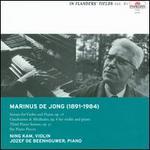 In Flanders' Fields, Vol. 61: Marinus de Jong