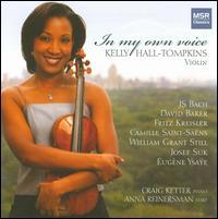 In My Own Voice - Anna Reinersman (harp); Craig Ketter (piano); Kelly Hall-Tompkins (violin)