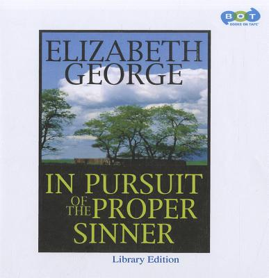 In Pursuit of the Proper Sinner - George, Elizabeth, and Peters, Donada (Read by)