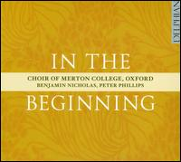 In the Beginning - Beth Mackay (mezzo-soprano); Emily Tann (soprano); Guy Cutting (tenor); James Williams (bass); Jenny Cearns (soprano);...