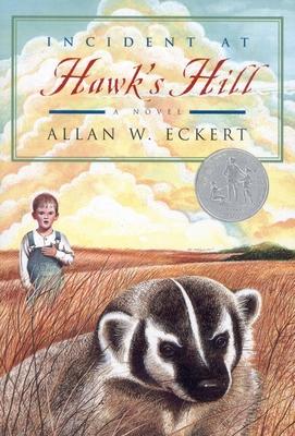 Incident at Hawk's Hill - Eckert, Allan W