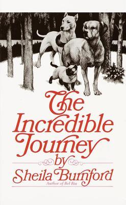 Incredible Journey - Burnford, Sheila
