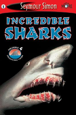 Incredible Sharks: See More Readers Level 1 - Simon, Seymour