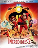 Incredibles 2 [Includes Digital Copy] [Blu-ray/DVD]