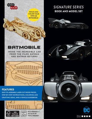 Incredibuilds: Batmobile Signature Serie - Insight Editions
