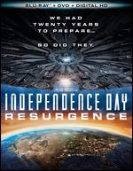 Independence Day: Resurgence [Includes Digital Copy] [Blu-ray/DVD] - Roland Emmerich
