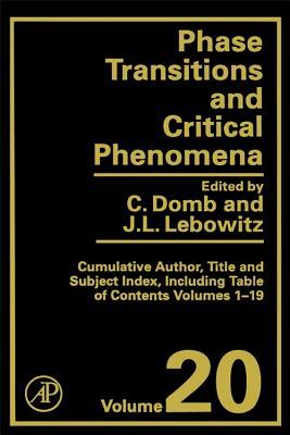 Index - Domb, Cyril (Editor)