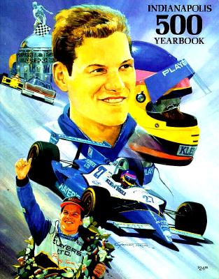 Indianapolis 500 Yearbook 1995 - Hungness, Carl