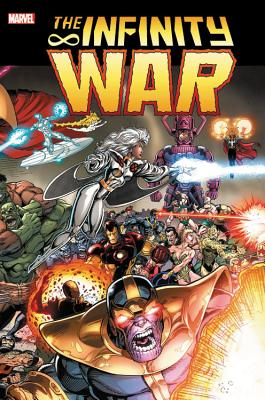 Infinity War Omnibus - Various Artists (Text by), and Defalco, Tom (Text by), and Thomas, Roy (Text by)