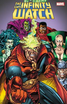 Infinity Watch, Volume 2 - Various Artists (Text by), and Ashford, Richard (Text by), and Arcudi, John (Text by)