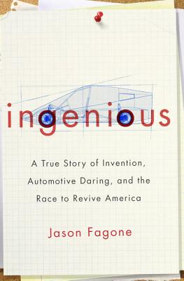Ingenious - Fagone, Jason