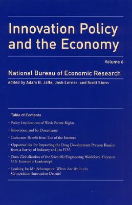 Innovation Policy and the Economy - Jaffe, Adam B (Editor)