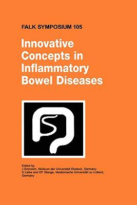 Innovative Concepts in Inflammatory Bowel Disease - Emmrich, J (Editor)