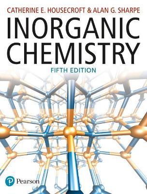 Inorganic Chemistry - Housecroft, Catherine