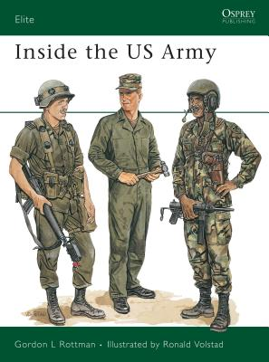 Inside the US Army - Rottman, Gordon L