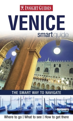 Insight Guide Venice Smartguide - Gerard-Sharp, Lisa (Compiled by)
