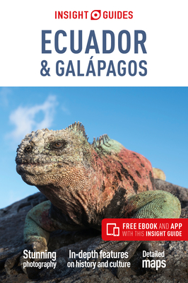 Insight Guides Ecuador & Galapagos (Travel Guide with Free eBook) - APA Publications Limited
