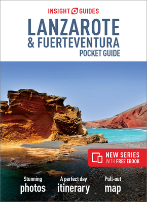 Insight Guides Pocket Lanzarote & Fuertaventura (Travel Guide with Free eBook) - Insight Guides