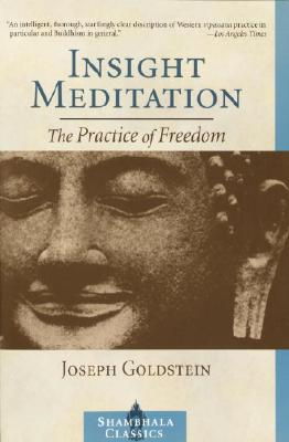 Insight Meditation: A Psychology of Freedom - Goldstein, Joseph
