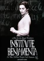 Institute Benjamenta or This Dream People Call Human Life - Stephen Quay; Timothy Quay
