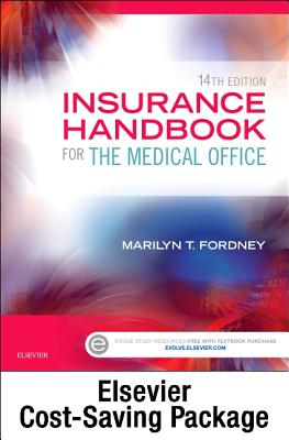Insurance Handbook for the Medical Office - Text and Workbook Package - Fordney, Marilyn