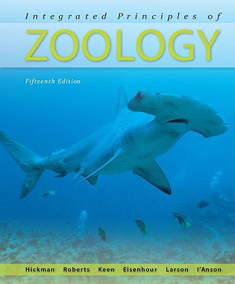 Integrated Principles of Zoology - Hickman, Cleveland P, Jr., and Roberts, Larry S, and Keen, Susan L