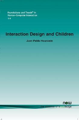 Interaction Design and Children - Hourcade, Juan Pablo