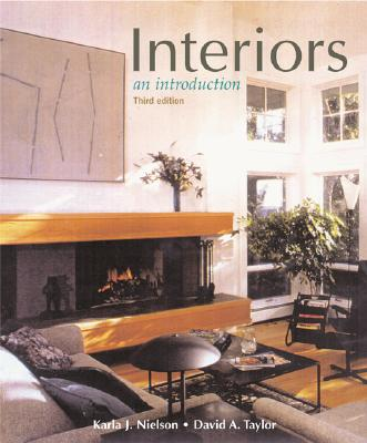Interiors: Text with Design CD-ROM - Nielson, Karla J, and Taylor, David A