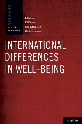 International Differences in Well-Being - Diener, Ed