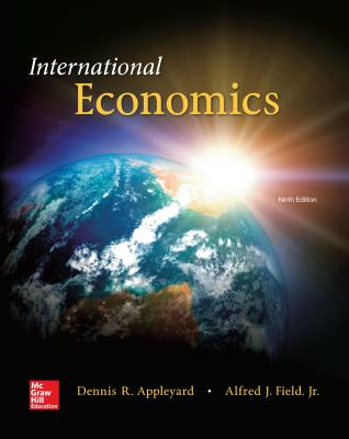 International Economics - Appleyard, Dennis