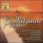 Intimate Piano: Canadian Sunset
